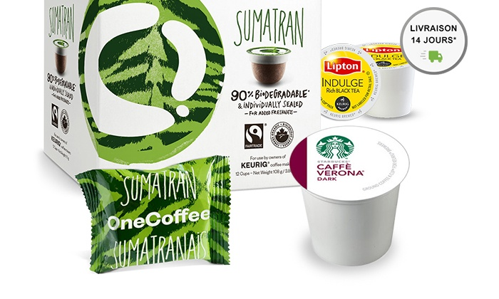 Keurig compatible coffee and tea cups delivery included up to 31