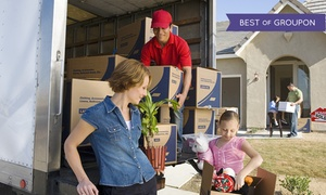 Hoffmann Movers: Two Movers and Truck or Trailer from Hoffmann Movers (Up to 55% Off). Three Options Available.