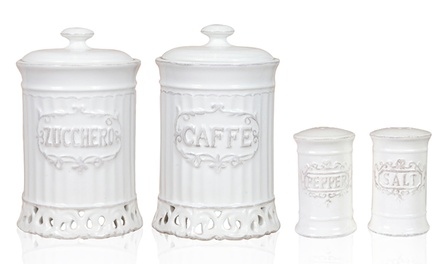 Accessori shabby chic da cucina groupon goods - Accessori cucina shabby chic ...