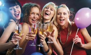 Five Star Entourage Party Bus: Six-Hour BYOB Party-Bus Rental from Five Star Entourage Party Bus (45% Off)