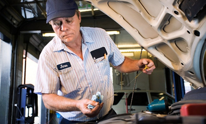 Midas Auto Service Experts - Multiple Locations: One or Three Oil-Change Packages or $49 for $100 Toward Auto Repairs and Services at Midas Auto Service Experts