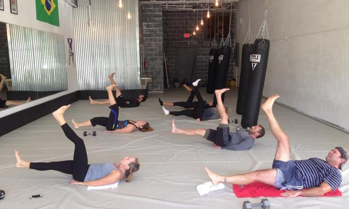 J3 Academy & Fitness - Milton: Four Weeks of Unlimited Boxing or Kickboxing Classes at J3 Fitness (74% Off)