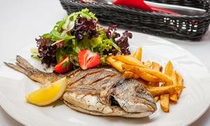 Restauracja Smak Róży: 3-daniowa kolacja dla 2 osób za 64,99 lub dla 4 osób za 119,99 zł w Restauracji Smak Róży w Katowicach