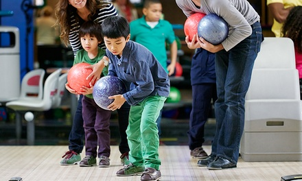 One, Two, or Three Hours of Bowling for Up to Six with Shoe Rentals at Galaxie Bowling (Up to 41% Off)