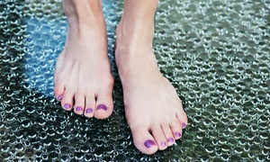 New England Foot & Ankle Specialists: $299 for Three Toenail Fungus Removal Treatments on Two Feet at New England Foot & Ankle Specialists ($599 Value)