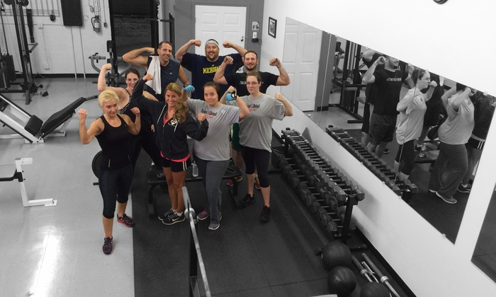 Fitness and conditioning classes garage muscle llc groupon