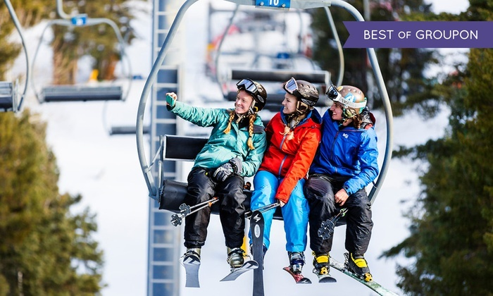 Arizona Snowbowl - Flagstaff: Lift Ticket for One or Two with Optional Equipment Rental at Arizona Snowbowl (Up to 31% Off)