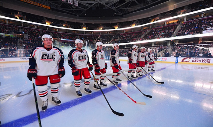 Lake Erie Monsters  - Quicken Loans Arena: Lake Erie Monsters Hockey Game (March 18–April 10)