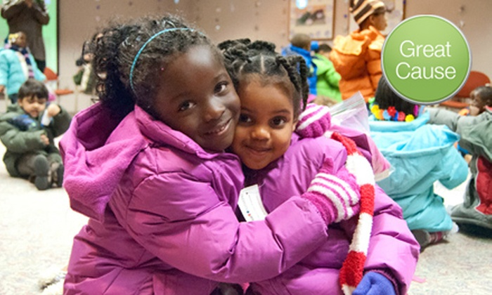 Operation Warm: $10 Donation to Provide a New Winter Coat to a Child in Need