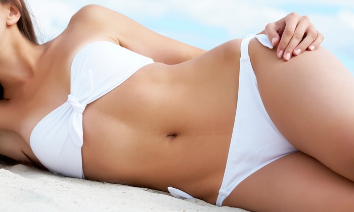 Lash Out! - Ahwatukee : One or Two Sugaring Brazilian Waxes at Lash Out! (Up to 61% Off)