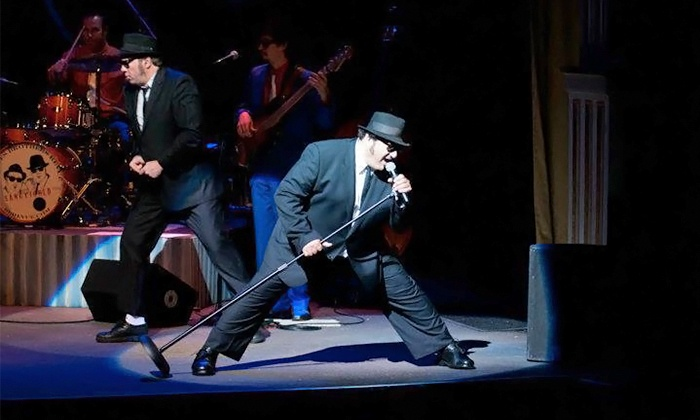 """The Official Blues Brothers Revue"" - Pease Auditorium: The Official Blues Brothers Revue at Pease Auditorium on Friday, April 10, at 8 p.m. (Up to 36% Off)"