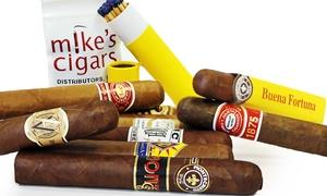Mike's Cigars Spring Sampler Packages