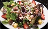 The Red Elephant Pizza and Grill - Lakeland: Pizza and American Cuisine for Two or Four at The Red Elephant Pizza and Grill (40% Off)