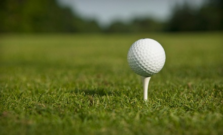 One or Two Nine-Hole Rounds of Golf for Two or Four at Windy Hill Sports Complex (Up to 53% Off)