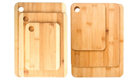 Wexley Home Bamboo Cutting Boards