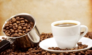 Sharehouse Goods: Coffee and Cafe Cuisine at Sharehouse Goods (Up to 52% Off). Two Options Available.