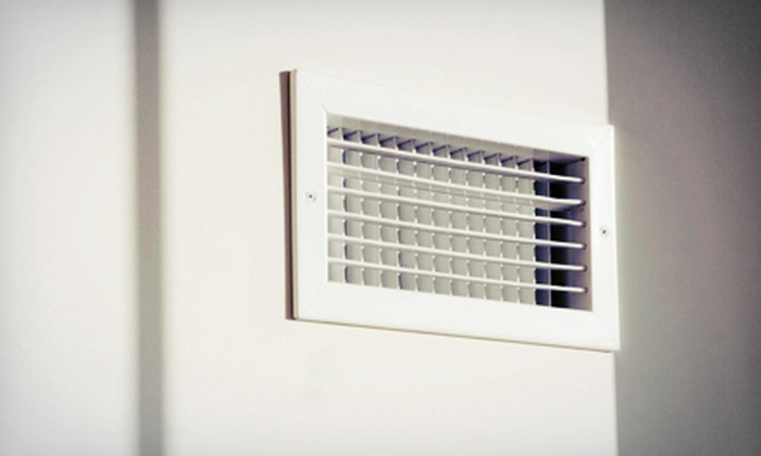Green Heat Services - Highland Park: $49 for Air-Duct Cleaning with Furnace Inspection and Dryer-Vent Cleaning from Green Heat Services ($299 Value)