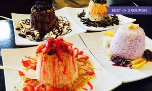 Vampire Penguin: Shaved Snow at Vampire Penguin (Up to 30% Off). Two Options Available.