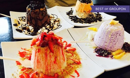 Up to 30% Off Shaved Snow at Vampire Penguin