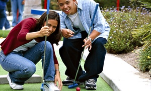 Putt-Putt Fun Center: Entertainment Center Package for Two or Four or Birthday Party at Putt-Putt Fun Center (Up to 50% Off)