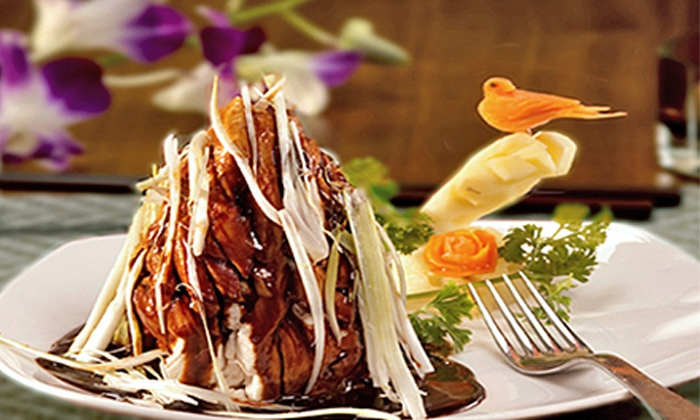 Chengdu 46 - Clifton: $43 for a Chinese Meal and Drinks for Two at Chengdu 46 (Up to $83 Value). Two Options Available.