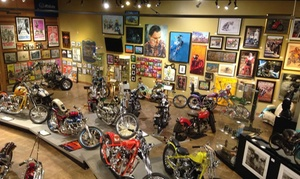 National Motorcycle Museum: Up to 45% Off Museum Admissions at National Motorcycle Museum