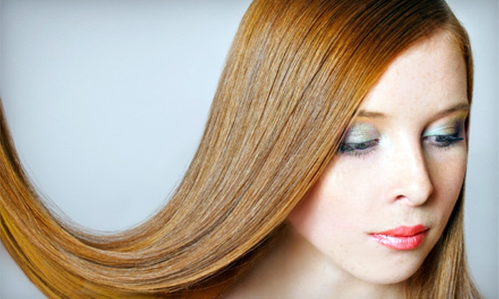 Artistry Salon - Downtown Scottsdale: One or Three Marcia Teixeira Keratin Hair Treatments at Artistry Salon (Up to 79% Off)