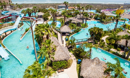 Stay at Schlitterbahn Beach Resort and Waterpark in Texas, with Dates into July