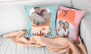 Photobook Canada: One, Two, Four or Six Personalized Photo Pillows from Photobook Canada (Up to 59% Off)