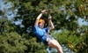 Adventures Ziplines of Pigeon Forge- SEE LEGACY MOUNTAIN ACCOUNT - 1: $99 for a Zipline Adventure for Two with Photos at Adventure Ziplines of Pigeon Forge in Sevierville ($227.90 Value)