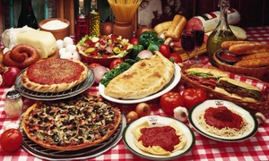 Aurelio's Pizza - Roseville: Pizza, Pasta, and Sandwiches for Dine-In or Takeout at Aurelio's Pizza (Up to 40% Off)