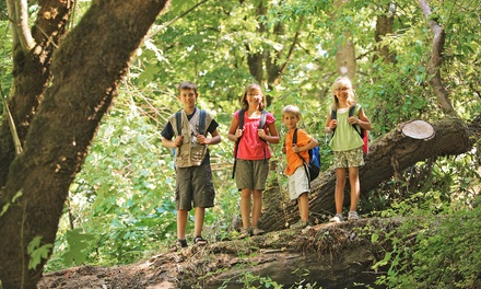 Overnight Family Camp or Mom/Youth Camp at Camp Hantesa (Up to 61% Off). Ten Options Available.