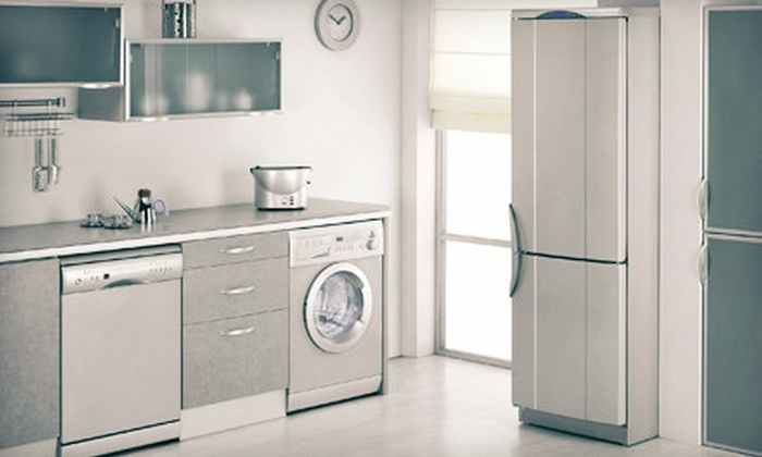 Wisebuy Home - Multiple Locations: Furniture and Appliances at Wisebuy Home (Up to 58% Off). Two Options Available.