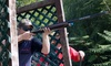 Up to 60% Off Clay-Shooting Package for Two