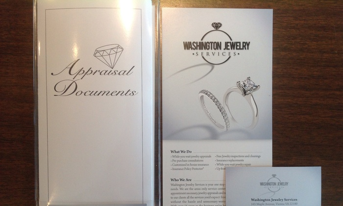 Washington Jewelry Services - Vienna: $83 for $150 Worth of Jewelry — Washington Jewelry Services