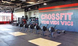 CrossFit Veni Vidi Vici: 10 Metabolic Conditioning Workouts or One Month of Workouts at CrossFit Veni Vidi Vici (Up to 82% Off)
