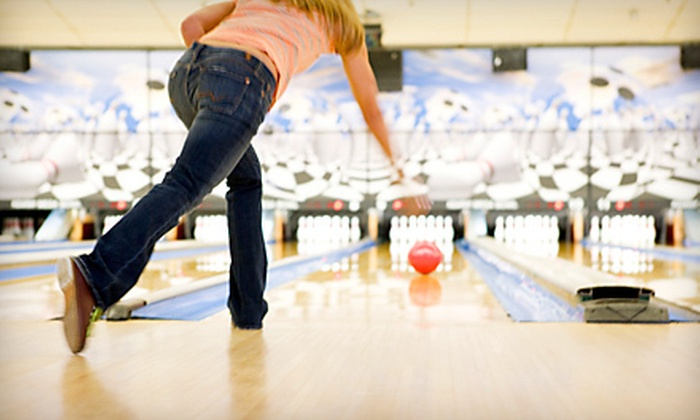 Kingstown Bowl - North Kingstown: $25 for Two Hours of Bowling with Shoe Rental for Up to Four at Kingstown Bowl in North Kingstown (Up to $55 Value)