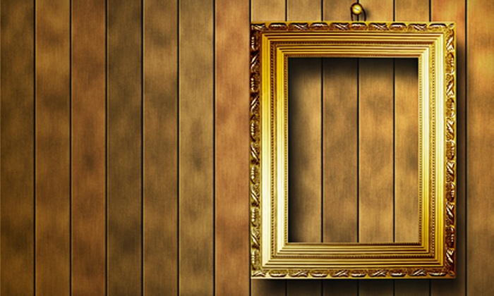 Framing Establishment and Fairfax Gallery - Fairfax: Custom-Framing Services at Framing Establishment and Fairfax Gallery (Up to 67% Off). Three Options Available.
