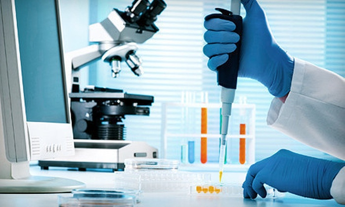 MEDLAB - Multiple Locations: Medical-Testing Packages at Medlab (Up to 87% Off). Four Options Available.