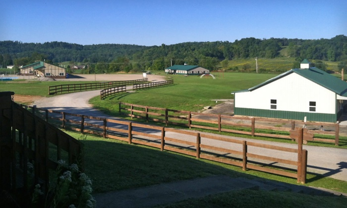 Buffalo Hills Resort - Seneca: One- or Two-Night Stay at Buffalo Hills Resort in Senecaville, OH