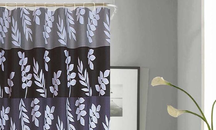 Dainty Home Kate Shower Curtain