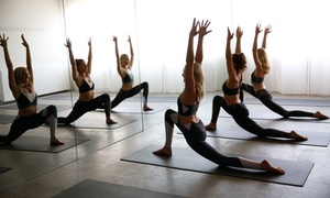 Bikram Yoga: C$35 for 1 Month of Unlimited Hot Yoga Classes at Bikram Yoga Montreal (C$133 Value), 2 Studios Available