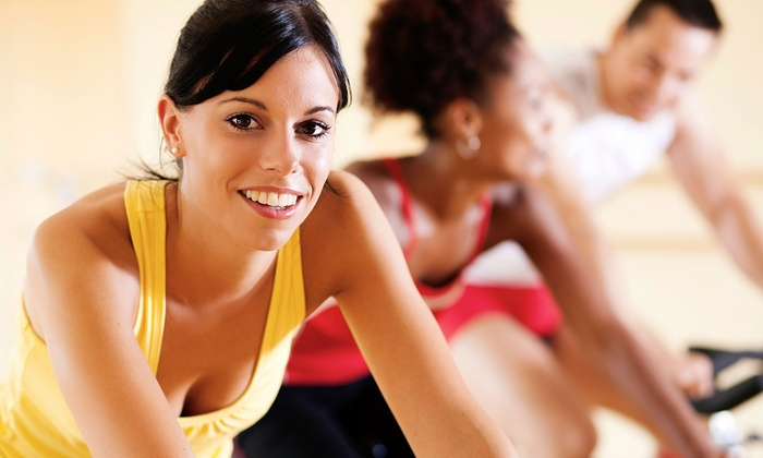 New World Fitness - St. John'S: 20-Visit Indoor-Track Pass or 10 or 20 Group Fitness Classes at New World Fitness (Up to 62% Off)