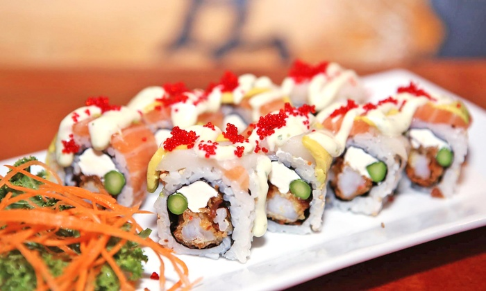 Tokyo Bay Japanese Restaurant - St. Petersburg: $14 for $24 Worth of Sushi and Japanese Cuisine at Tokyo Bay Japanese Restaurant
