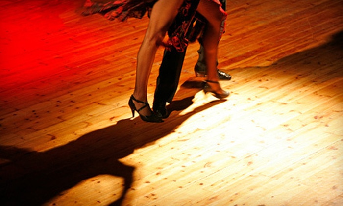 Arthur Murray Dance Studio - Multiple Locations: $25 for Five Private 20-Minute Dance Lessons for Two Adults at Arthur Murray Dance Studio ($371 Value)
