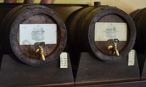 Kroehan Bress: Whisky-Abfüllung krøhan & bress - Barrel No.1 oder Barrel No.2 zur Mitnahme von Krøhan Bressfür 14 €