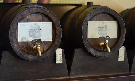 Whisky-Abfüllung krøhan & bress - Barrel No.1 oder Barrel No.2 zur Mitnahme von Krøhan Bressfür 14 €