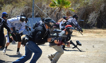 Paintball Package for One or Two at Stryker Paintball & Airsoft (Up to 51% Off)