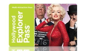 Go City Card: Hollywood Explorer Pass includes admission to 4 top attractions for one low price. Pay Nothing at the Gate.