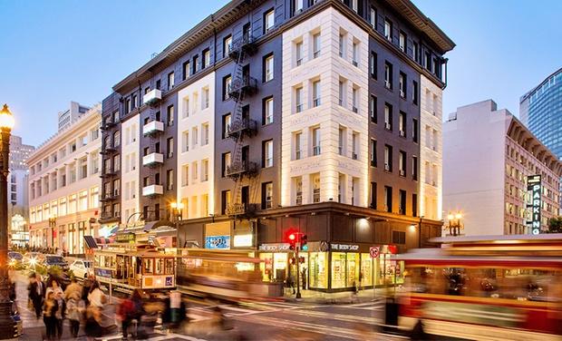 Budget Car Rental San Francisco Union Square